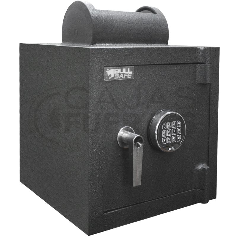 Caja Fuerte Buzón Rotativo -CB40 - Medidas exteriores: 40 cm x 40 cm x 40 cm