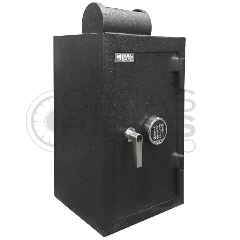 Caja Fuerte Buzón Rotativo CB-70 - Medidas exteriores: 70 cm x 45 cm x 45 cm