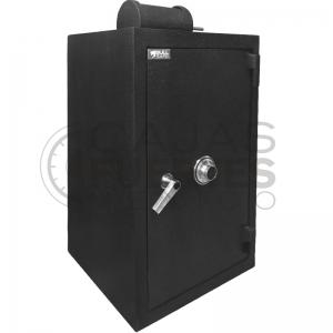 Caja Fuerte Buz�n Rotativo CB-90 - Medidas exteriores: 90 cm x 47 cm x 47 cm