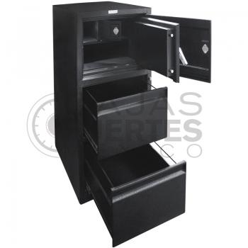 Archiveros con caja fuerte tienda cajas fuertes m s - Precio caja fuerte ...