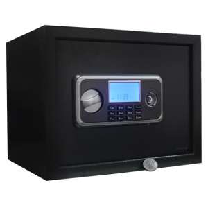 Caja de Seguridad Barcelona - Medidas Exteriores: 30 cm x 38 cm x 30 cm