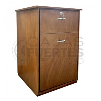 Caja fuerte camuflada oficina tienda cajas fuertes for Caja de ingenieros oficinas