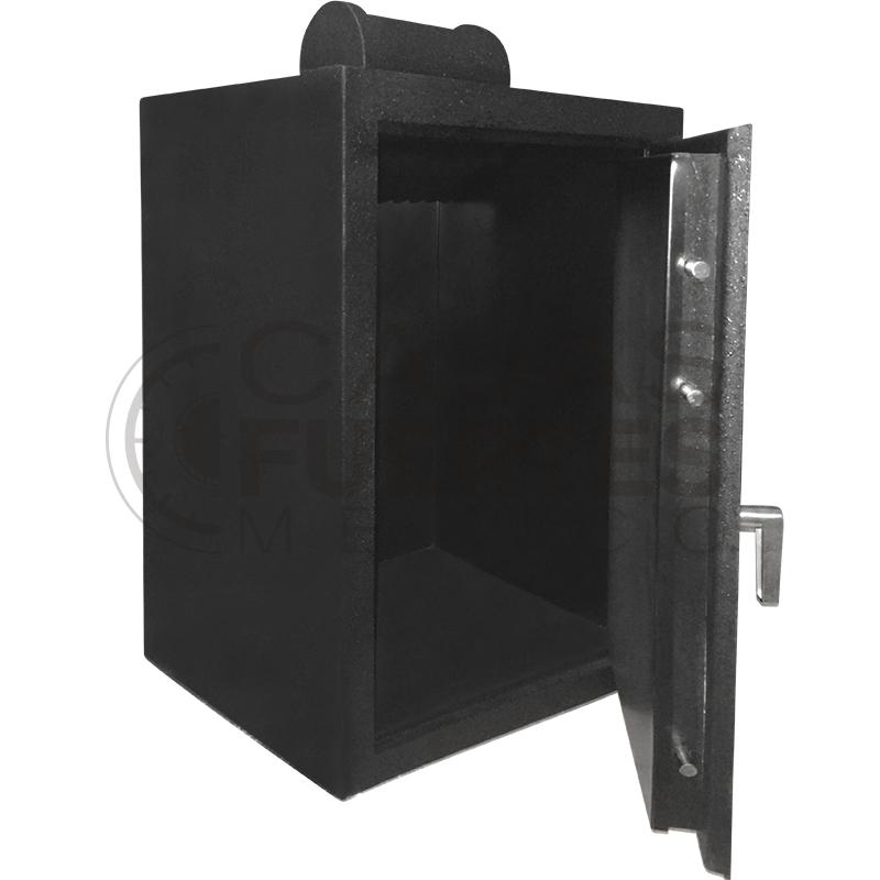 Caja Fuerte Buzón Rotativo CB-90 - Medidas exteriores: 90 cm x 55 cm x 55 cm