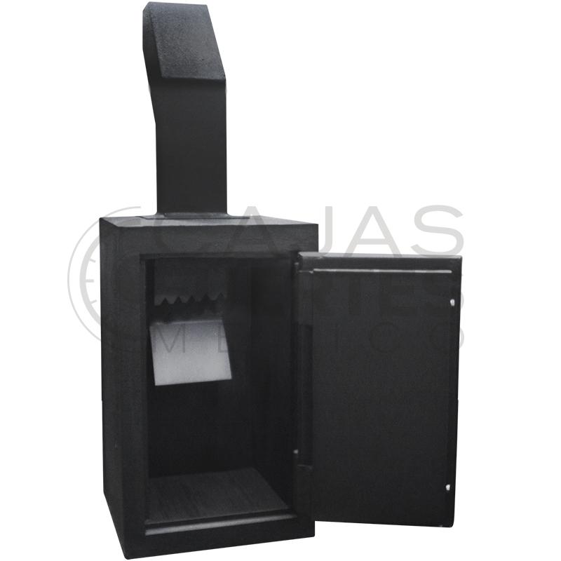 Caja Fuerte Cuello de Ganso CG-80 - Medidas exteriores: 80 cm x 47 cm x 47 cm