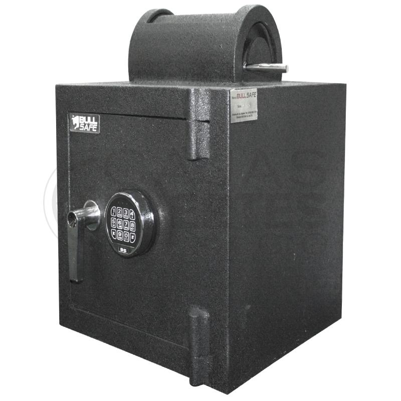 Caja Fuerte Buzón Rotativo -CB50 - Medidas exteriores: 50 cm x 40 cm x 40 cm