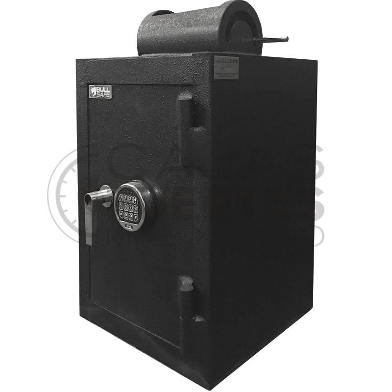 Caja Fuerte Buzón Rotativo CB-60 - Medidas exteriores: 60 cm x 40 cm x 40 cm