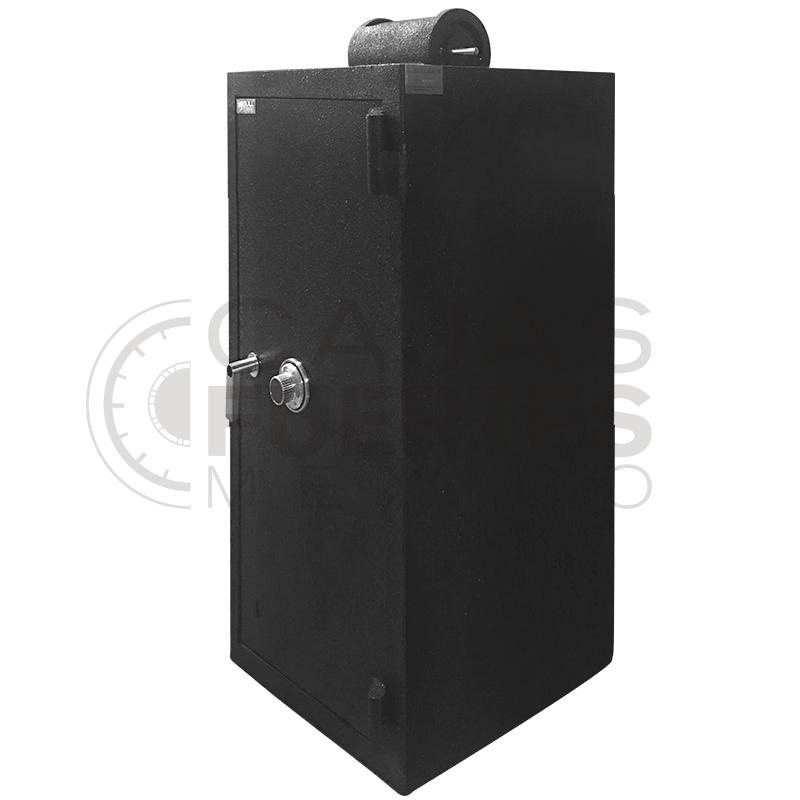 Caja Fuerte Buzón Rotativo CB-130 - Medidas exteriores: 130 cm x 60 cm x 60 cm