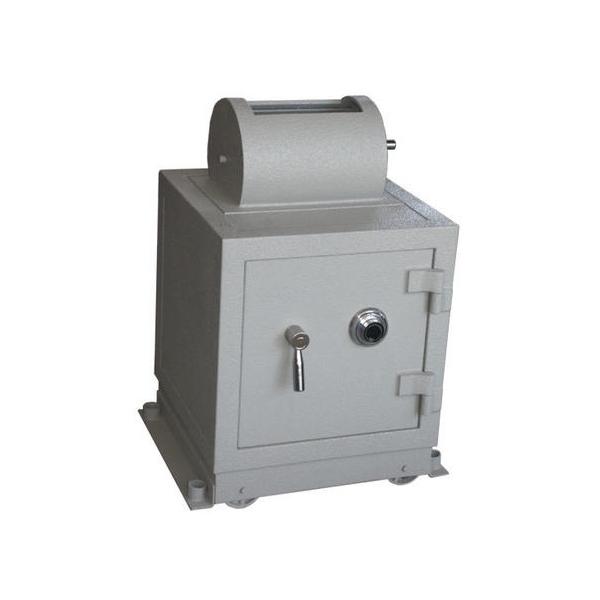 Caja Fuerte Buzón Rotativo CBN-80 - Medidas exteriores: 80 cm x 47 cm x 47 cm